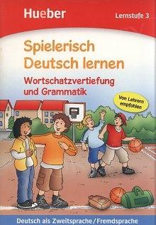 Grundwortschatz-Raetsel für das 2. Schuljahr - Spielerisch Deutsch lernen
