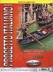 Nuovo Progetto Italiano 2 Ćwiczenia + CD