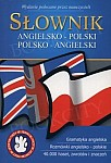 Słownik angielsko-polski polsko-angielski wersja kieszonkowa oprawa klejona