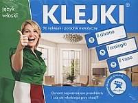 Klejki - język włoski