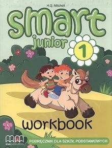 Smart Junior 1 Workbook+CD