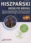Hiszpański Krok po kroku 2 x Książka + 5 x CD Audio + MP3 z programem multimedialnym