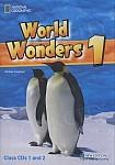 World Wonders 1 Class CD Audio