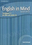 English in Mind (2nd Edition) Level 4 Testmaker Audio CD / CD-ROM