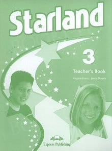 Starland 3 książka nauczyciela