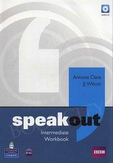 Speakout Intermediate B1+ Workbook (no Key) plus Audio CD
