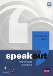 Speakout Intermediate B1+ Workbook (no Key) plus Audio CD