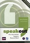 Speakout Pre-Intermediate B1 książka nauczyciela