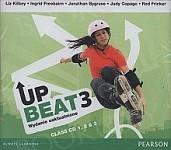 Upbeat 3 - wydanie uaktualnione Class Audio CD