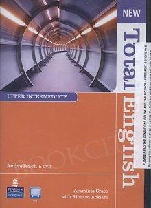 New Total English Upper-Intermediate Active Teach