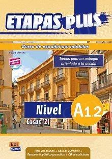 Etapas Plus A1. 2 podręcznik