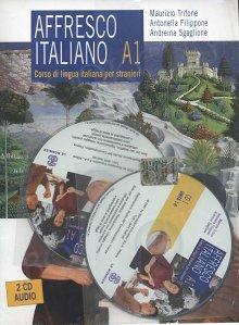 Affresco italiano A1 podręcznik + CD (2)