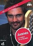 Juanes książka + CD