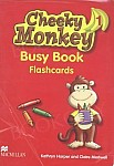 Cheeky Monkey 1 Busy Book Flashcards