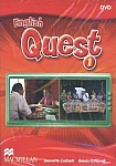 English Quest 1 (reforma 2017) DVD