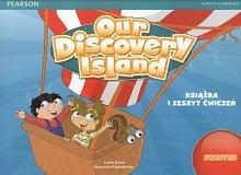 Our Discovery Island starter podręcznik