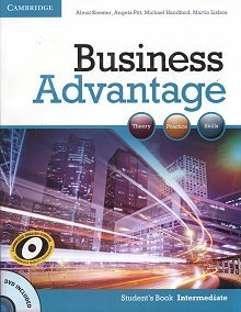 Business Advantage Intermediate Student's Book + DVD