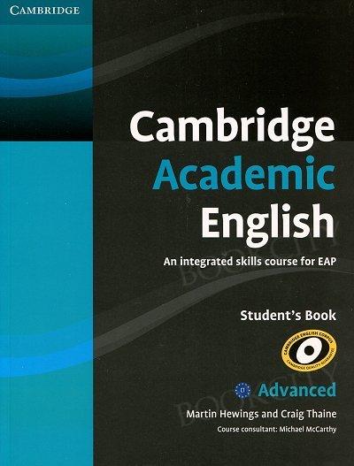 Cambridge Academic English Advanced podręcznik