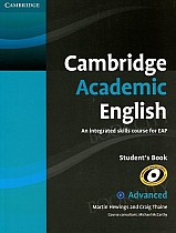 Cambridge Academic English Advanced podręcznik