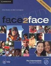 face2face 2nd Edition Pre-Intermediate podręcznik