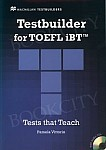TOEFL iBT Testbuilder TOEFL iBT Testbuilder Student's Book + Audio CD Pack