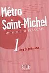 Metro Saint-Michel 1 Podręcznik nauczyciela