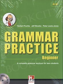 Grammar Practice Beginner książka+ online activities