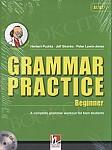 Grammar Practice Beginner książka+ online activities