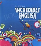 Incredible English 1&2 (2nd edition) Teacher's Resource Pack