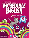Incredible English Starter (2nd edition) Class Book