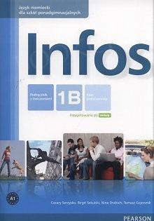 Infos 1B podręcznik