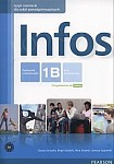 Infos 1B Podręcznik z ćwiczeniami + CD MP3