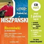 Hiszpański Rozmówki + konwersacje CD mp3