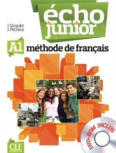 Echo junior A1 podręcznik