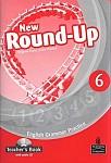 New Round Up 6 Teacher's Book plus Audio CD