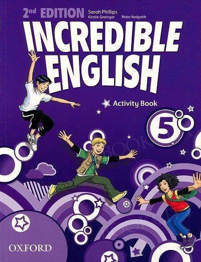 Incredible English 5 (2nd edition) Activity Book
