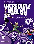 Incredible English 5 (2nd edition) ćwiczenia