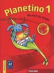 Planetino 1 Arbeitsbuch mit CD-ROM (Ćwiczenia z CD-ROM)