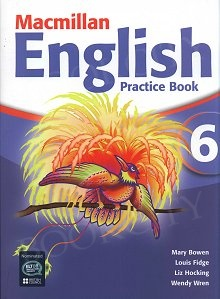 Macmillan English 6 Practice Book and CD Rom Pack New Edition