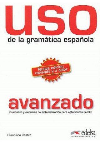 Uso de la gramatica - avanzado podręcznik