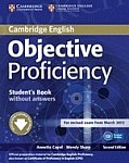 Objective Proficiency (2nd Edition) Student's Book without Answers
