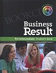 Business Result Pre-Intermediate Student's Book New Pack (DVD-ROM)