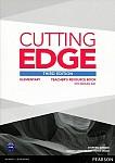 Cutting Edge 3rd Edition Elementary książka nauczyciela