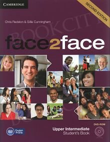 face2face 2nd Edition Upper-Intermediate Student's Book with DVD-ROM