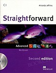 Straightforward 2nd ed. Advanced Workbook (no key) (Pack)