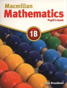 Macmillan Mathematics 1B podręcznik