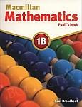 Macmillan Mathematics 1 Książka ucznia 1B