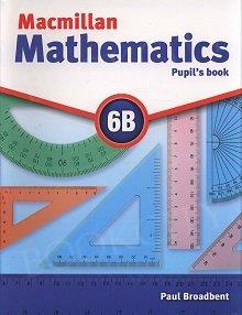 Macmillan Mathematics 6B podręcznik