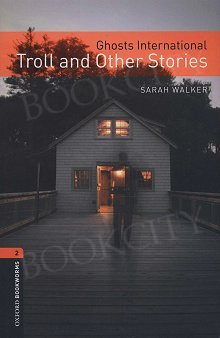 Ghosts International: Troll & Other Stories Book and CD