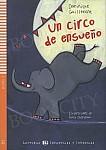 Un Circo de Ensueno Książka+CD